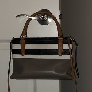 Coach Mini Borough Bag Top Handle Purse